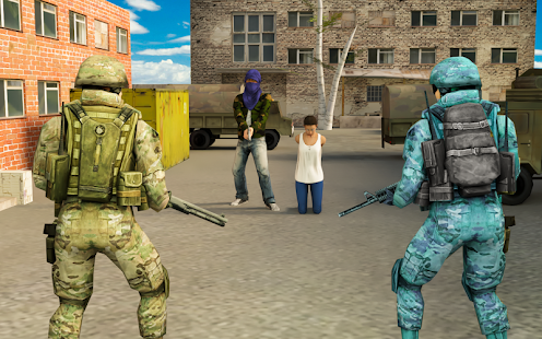 Download Cover Shoot Elite Shooter - Shooting Strike For PC Windows and Mac apk screenshot 2