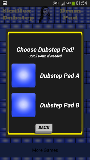Skrillex Dubstep Drum Pad Screenshot