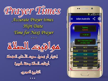 Download Full Australia Prayer Times 1.3.2 APK