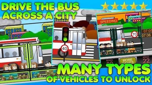 Bus Simulator 2D - City Driver