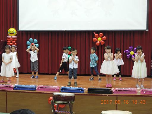 2017/6/16幼兒園畢業典禮
