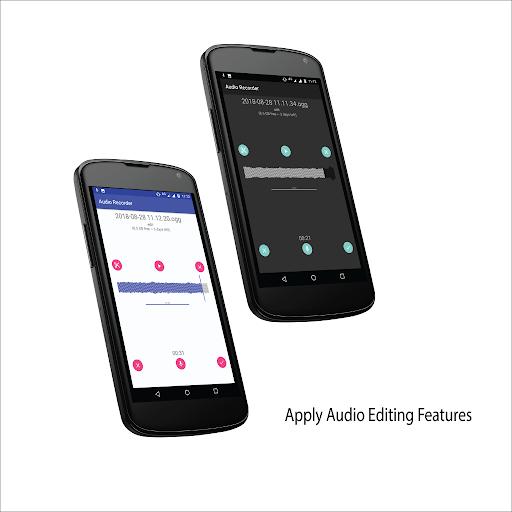 Audio Recorder | Sound Recorder 2018 1.1 screenshots 3