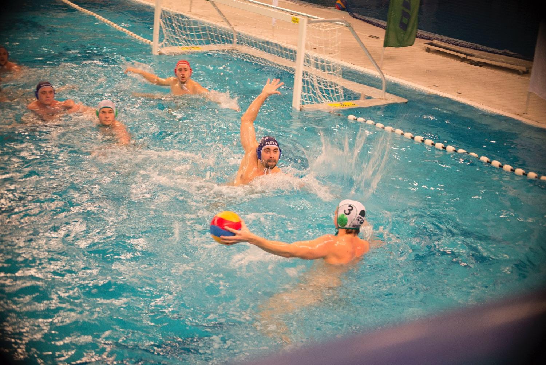 Waterpolo SL: Mechelen - Brugge
