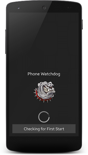 Phone Watchdog