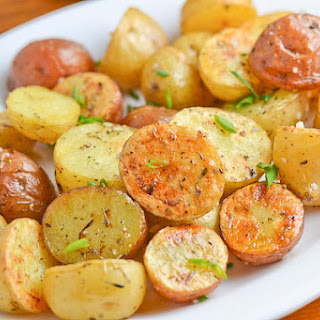 Ultimate Roasted Potatoes.