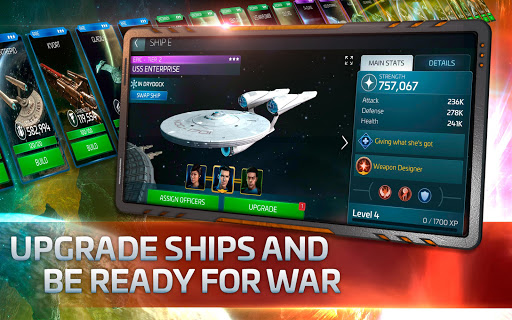 Star Treku2122 Fleet Command 0.723.07980 screenshots 13