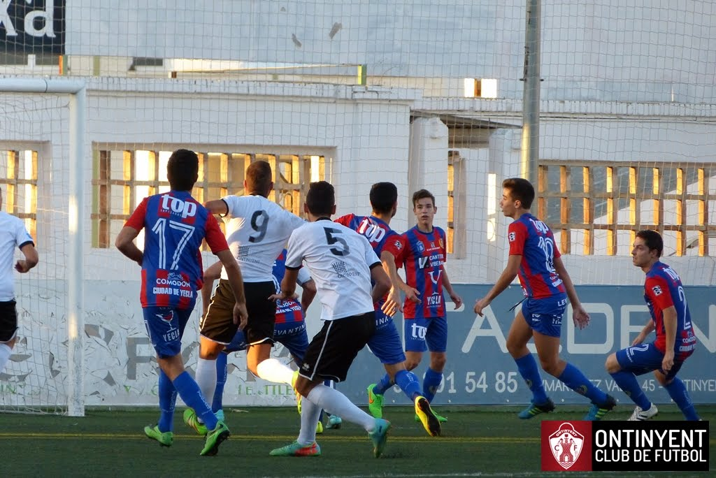 Ontinyent CF Yeclano Deportivo