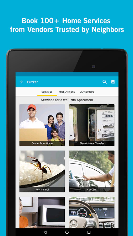 The Apartment App - ADDA- screenshot