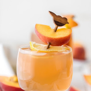 Homemade Peach Tea Vodka (Plus the Spiked Peach Arnold Palmer!)