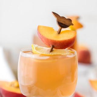 Homemade Peach Tea Vodka (Plus the Spiked Peach Arnold Palmer!).