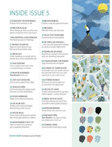 Teen Breathe Magazine for PC