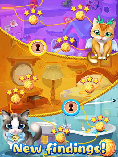 Puzzle Cats - Big Adventure screenshot 4