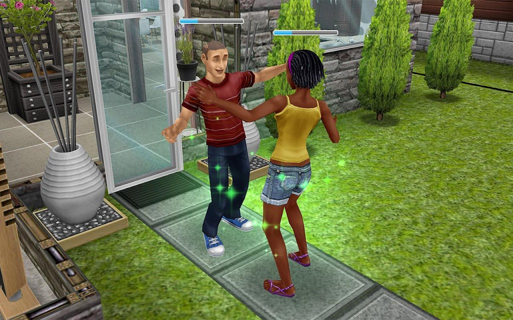 Sims offline the mobile The Sims