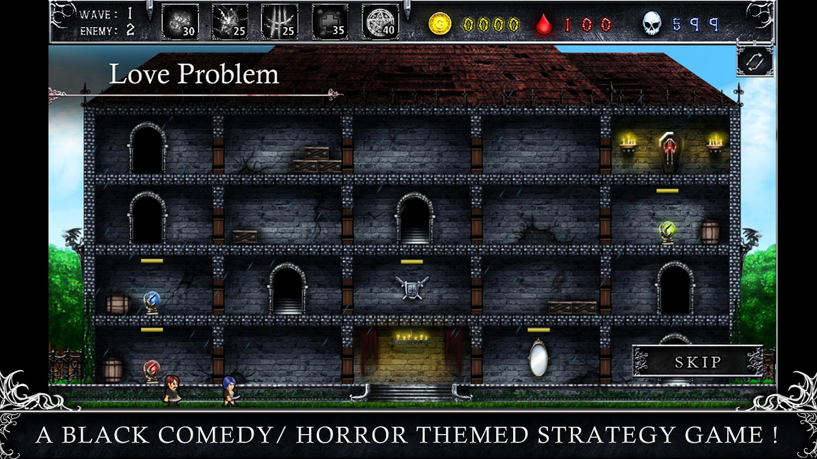 Sybil: Castle of Death- screenshot