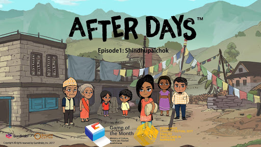 After Days EP1:Shindhupalcholk game for Android screenshot