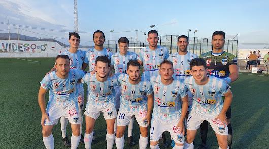 El Carboneras CF logró su tercera victoria consecutiva
