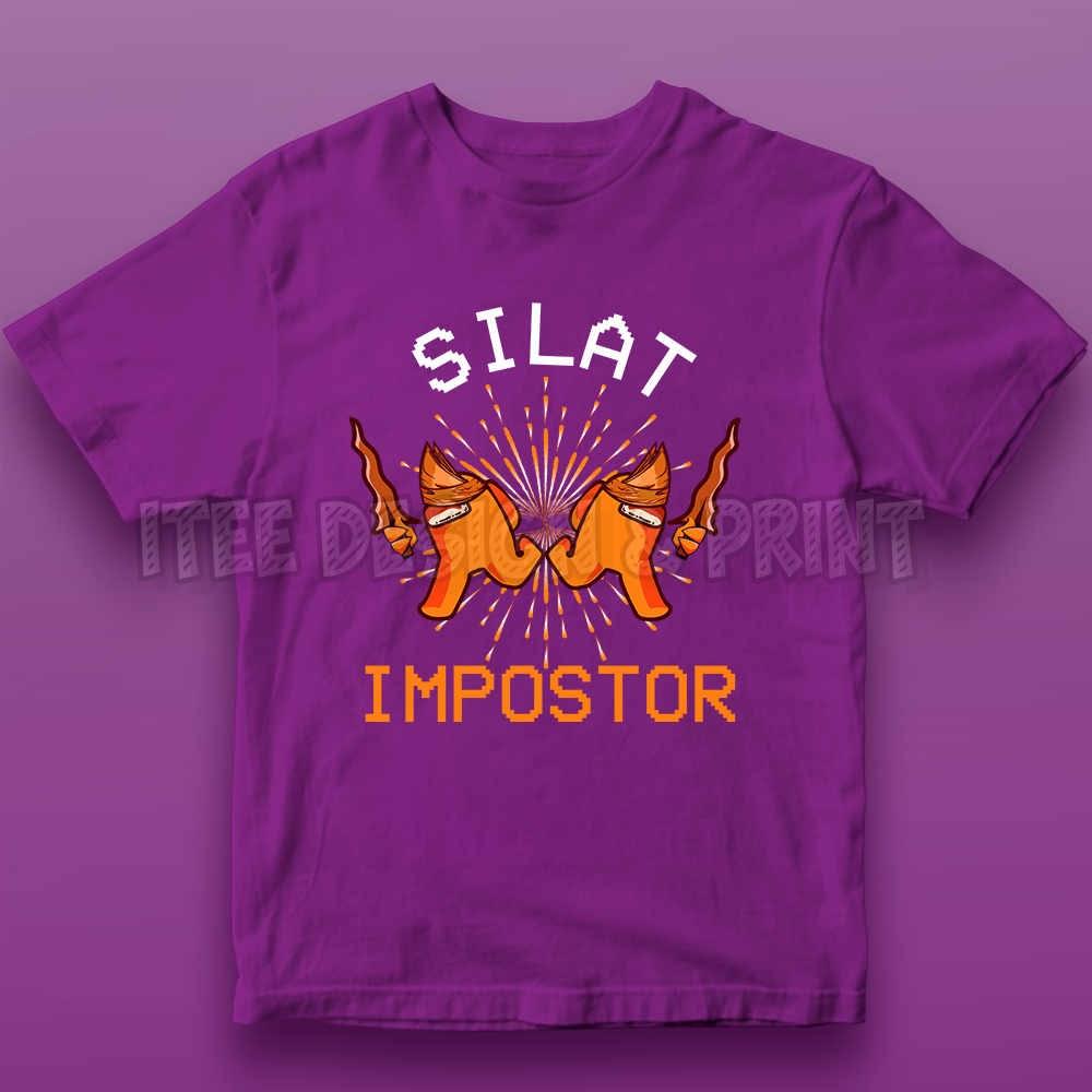 Pencak Silat Among Us Impostor 17