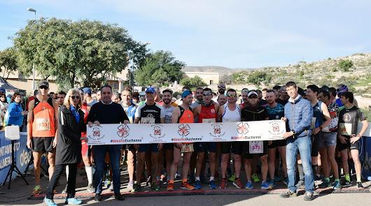 El IV Trail Duchenne-Becker con 400 participantes