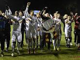 'KV Mechelen, Waasland-Beveren en Cercle Brugge azen op Manuel Angiulli van Virton'