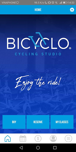 Bicyclo screenshot 1