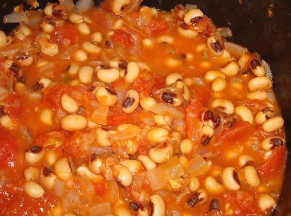 Syrian Black-eyed Peas