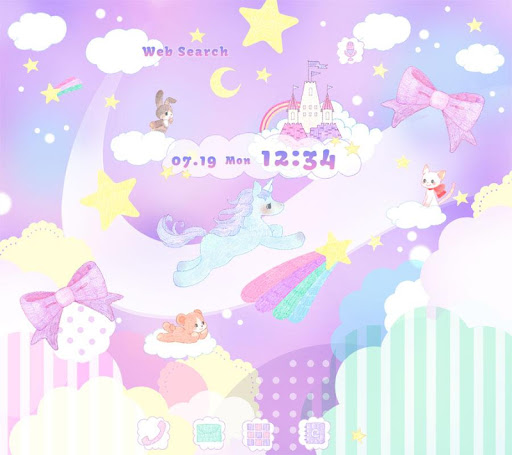 Cute Theme-Unicorn Fantasy- 1.0.0 Windows u7528 1