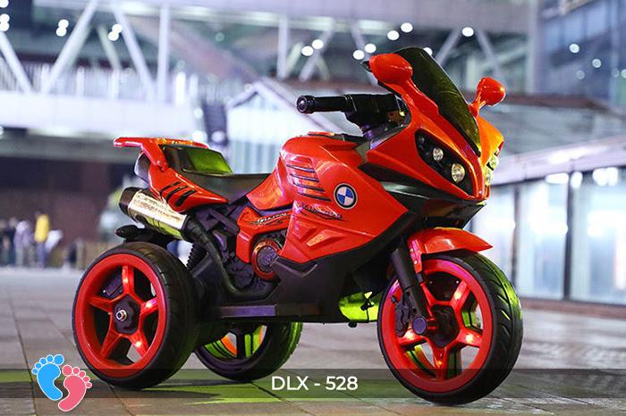 xe moto dien cho be DLX-528 7
