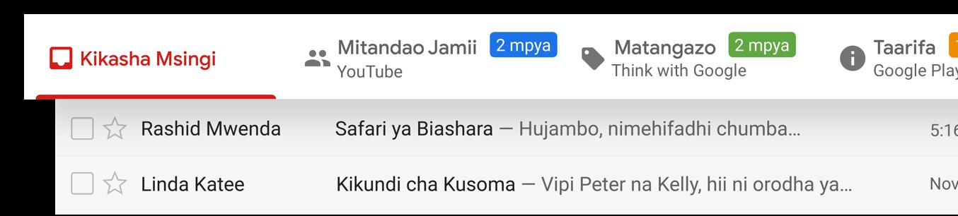 Panga mambo yako papo hapo