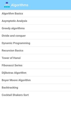 Download Data Structures and Algorithms offline Tutorial on
