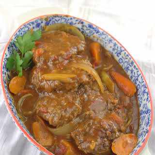 Slow Cooker Swiss Steak.