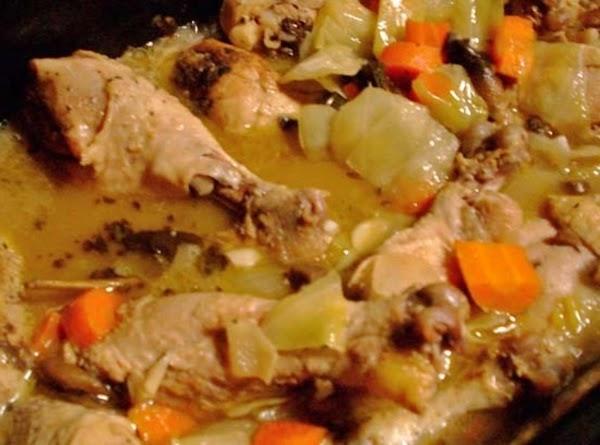 Morning Crock Pot Chicken Recipe