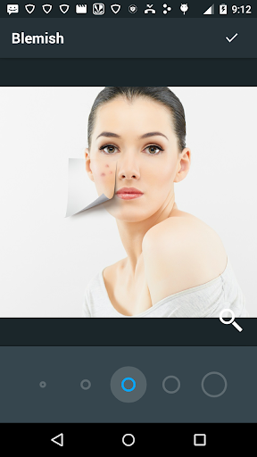 Face Acne Remover Photo Editor App 2.0 screenshots 4