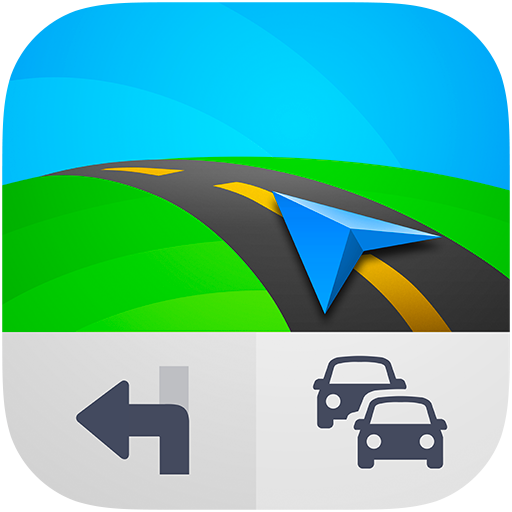 Sygic GPS Navigation & Maps Icon