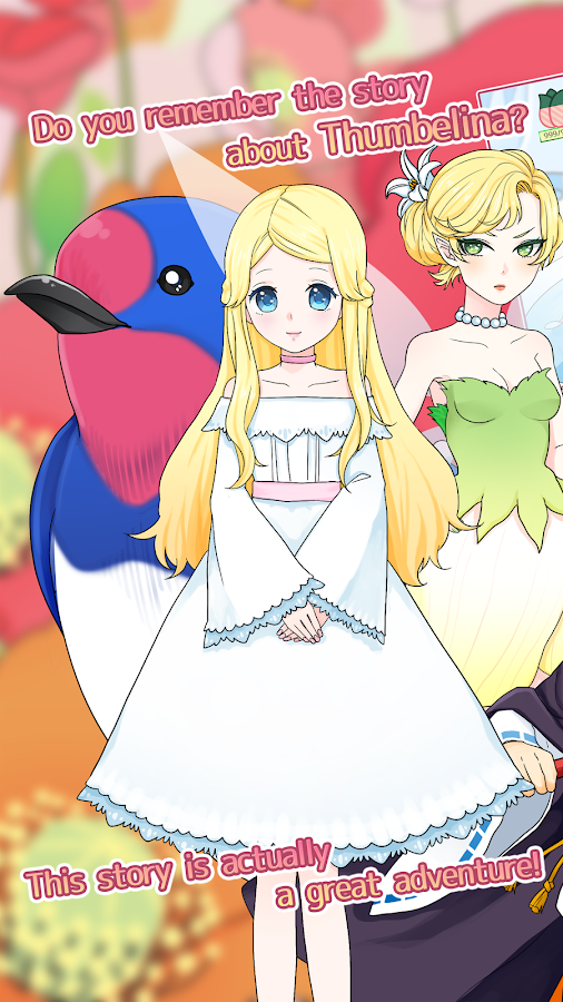Thumbelina and Her Lil Friends- screenshot