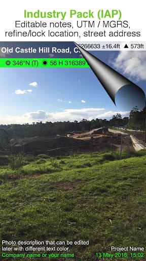 Download Solocator - GPS Field Camera MOD APK 4