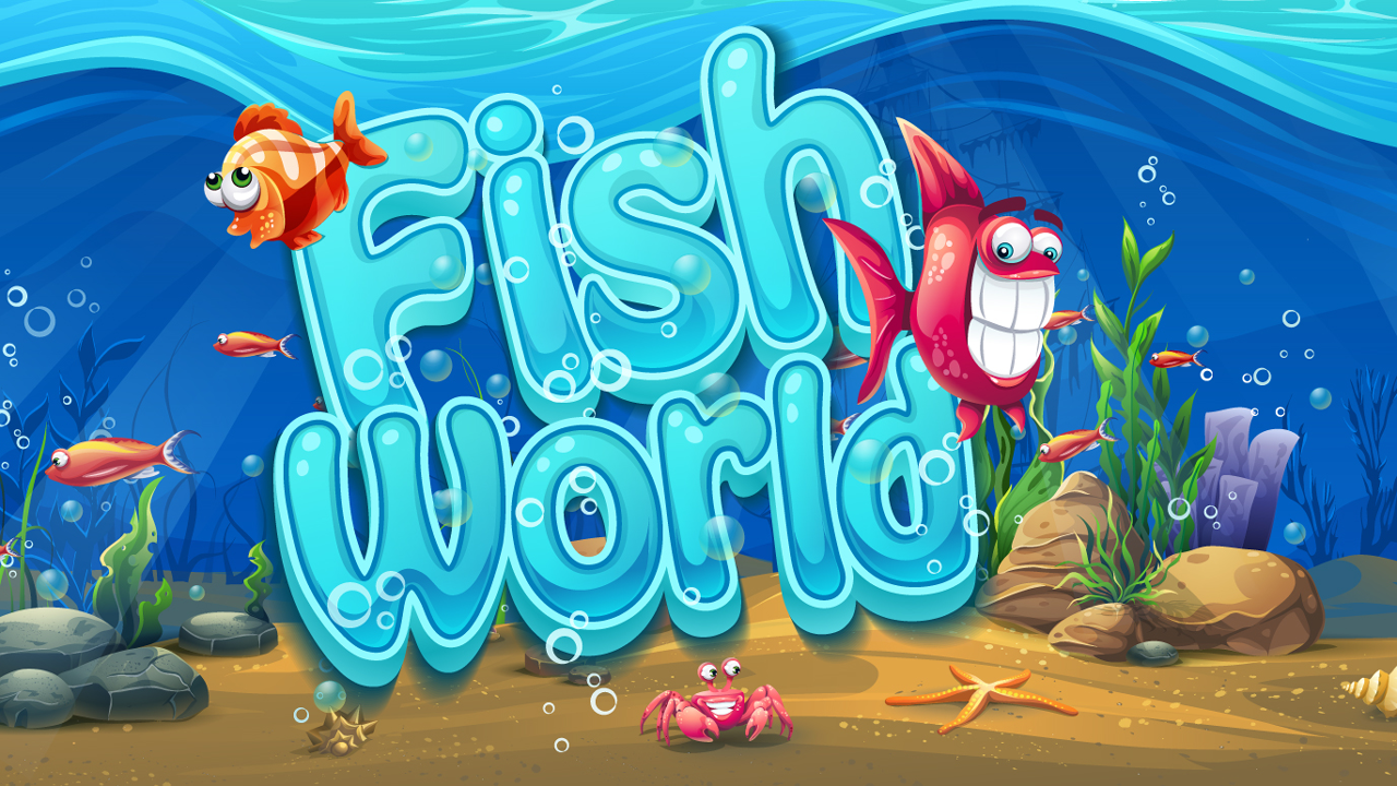 Bubble shooter fishing games android apps on google play for Bubble fish games