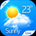 Local Weather Forecast Widget, Weather Map & Radar icon