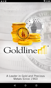 Goldline Gold Prices and News- screenshot thumbnail