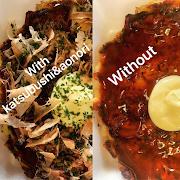 Vegetable Okonomi-yaki