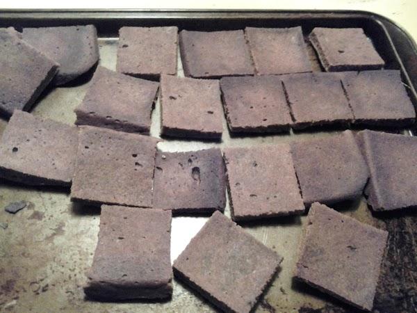 Raptor's Garlicy Beef Ugly Cookies Recipe