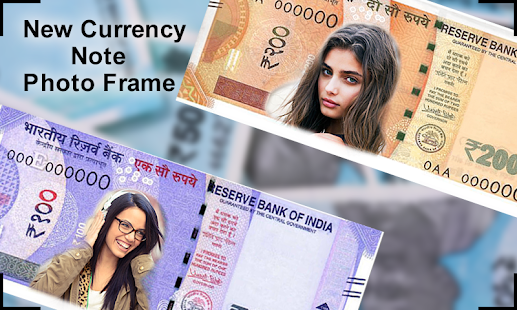 Download New Currency Note Photo Frame For PC Windows and Mac apk screenshot 2