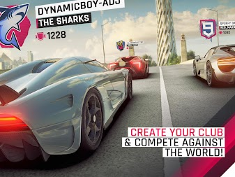 Asphalt 9: Legends - 2019's Action Car Racing Game APK screenshot thumbnail 9