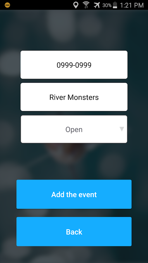 Track My Fish - Citizen Science Edition- screenshot