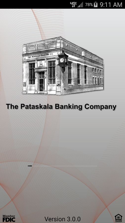Pataskala Bank Mobile Banking- screenshot