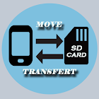 From phone to SDcard icon