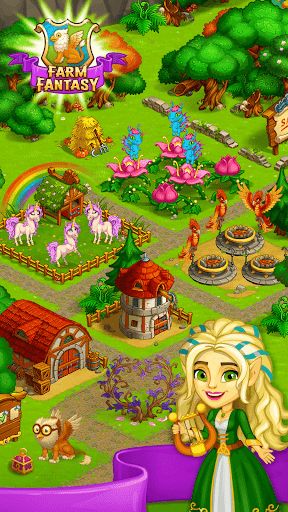 Farm Fantasy: Fantastic Day and Happy Magic Beasts 1.28 de.gamequotes.net 2