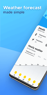 Overdrop – Hyperlocal Weather & Storm Radar 1