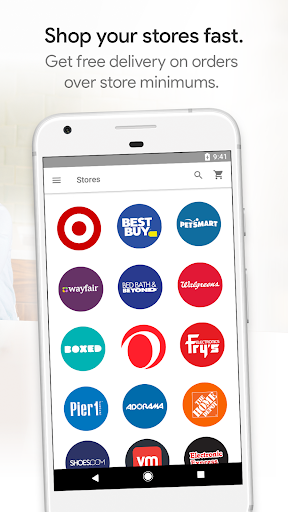 Google Express - Shopping done fast v43 screenshots 2