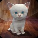 Live Kitten Tom Survival AR 3D icon
