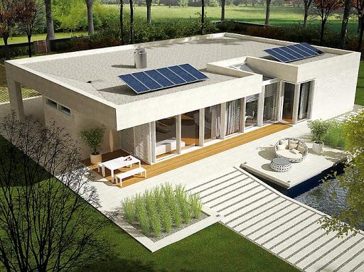projekt EX 6 z wiatą Energo Plus